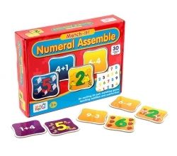 NUMBERAL ASSEMBLE